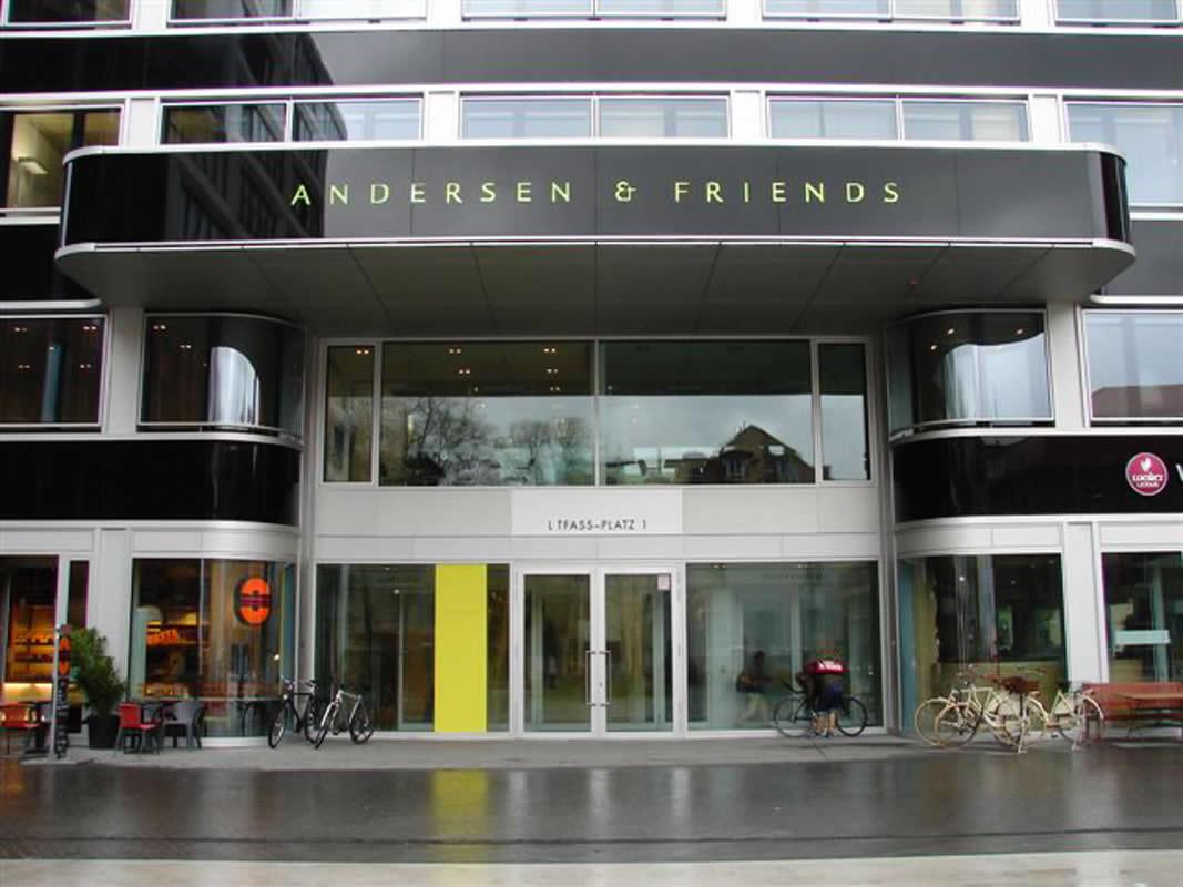Andersen & Friends